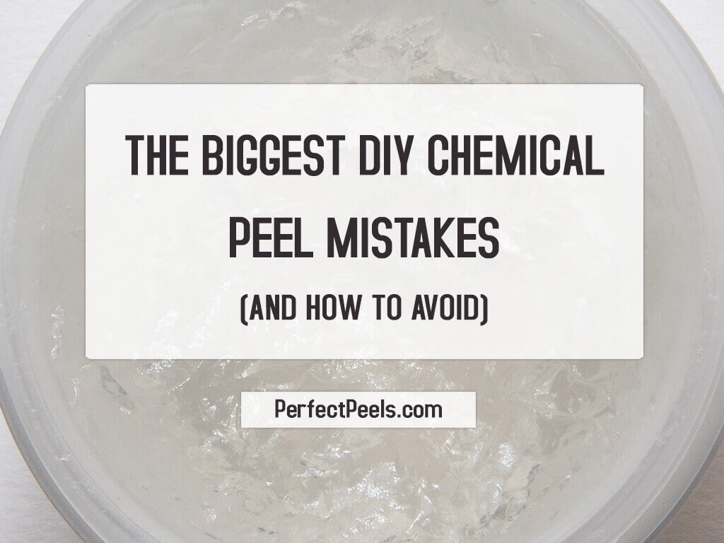 diy chemical acid peels