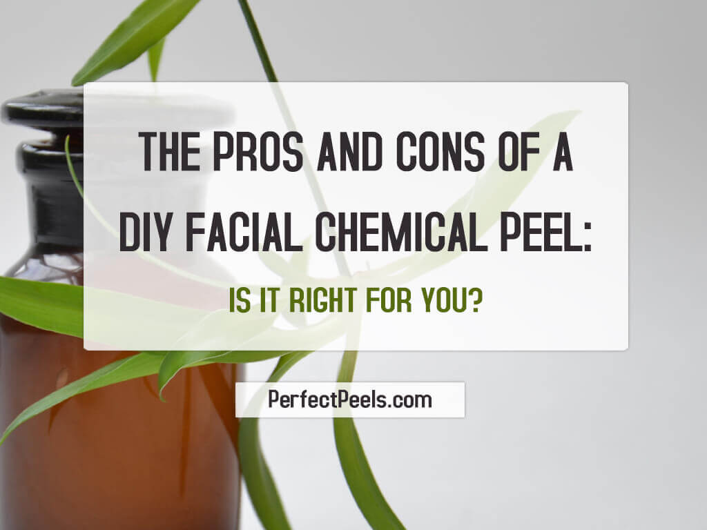 diy facial chemical peel