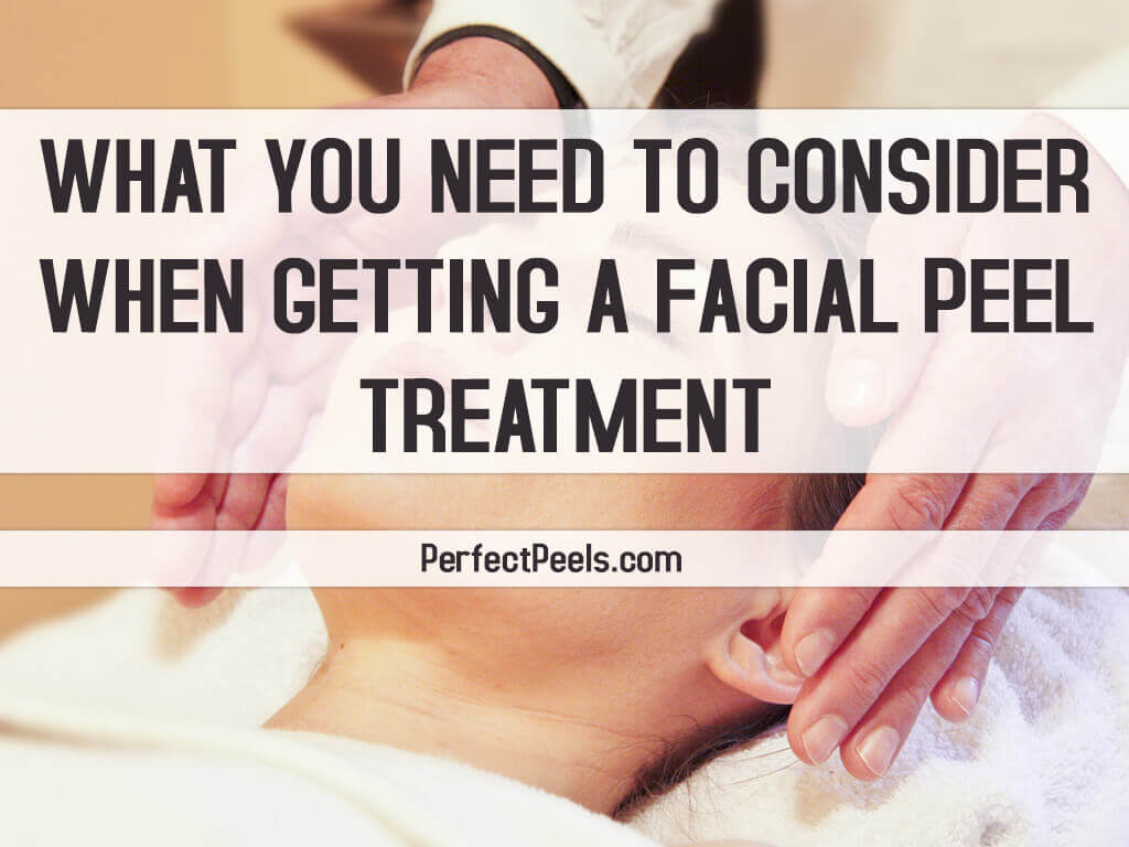 doing your own facial