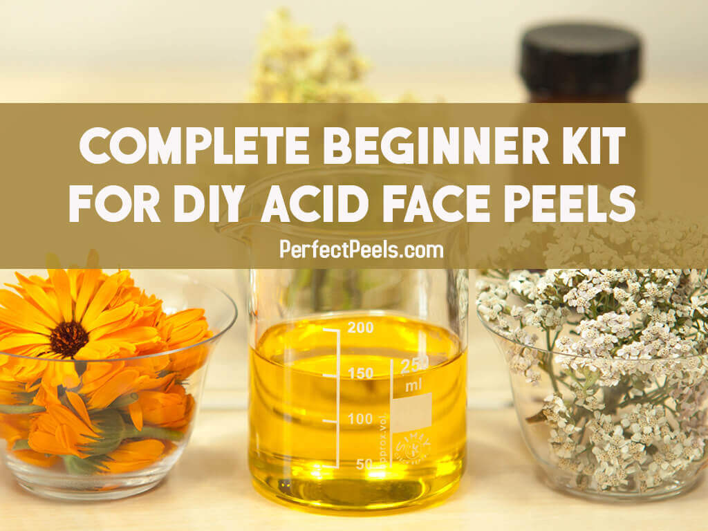 diy acid face peels