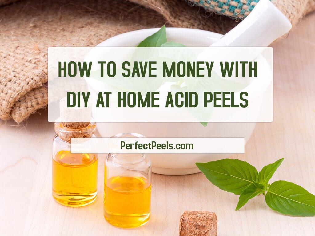 diy at home acid peels