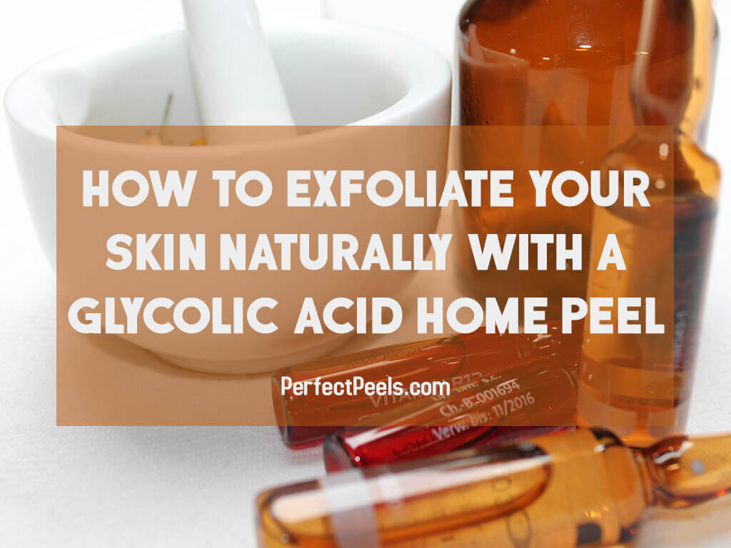 glycolic acid home peel