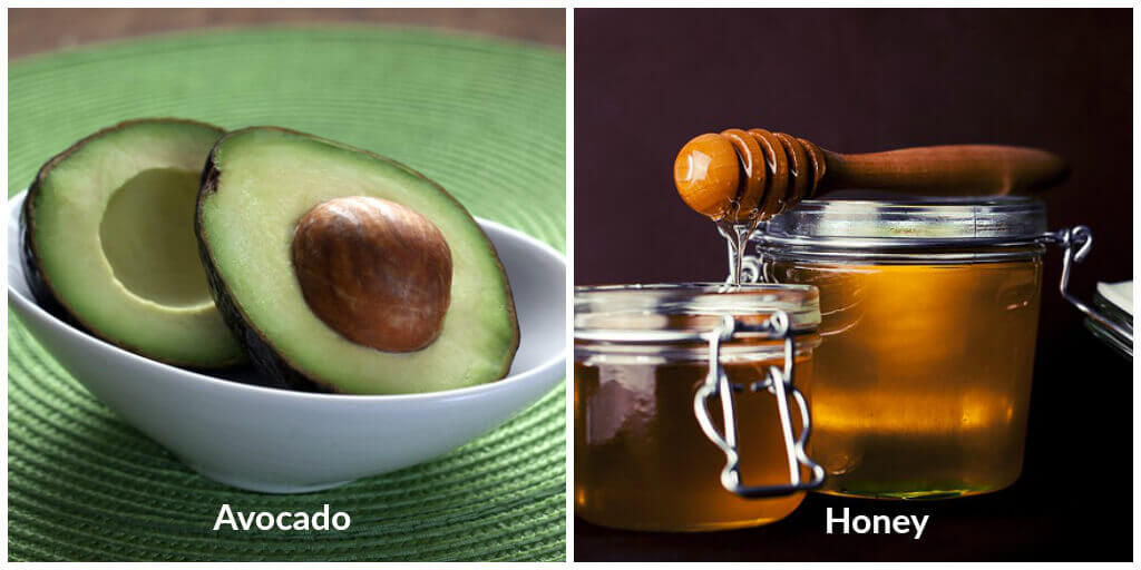 avocado honey skin care recipe