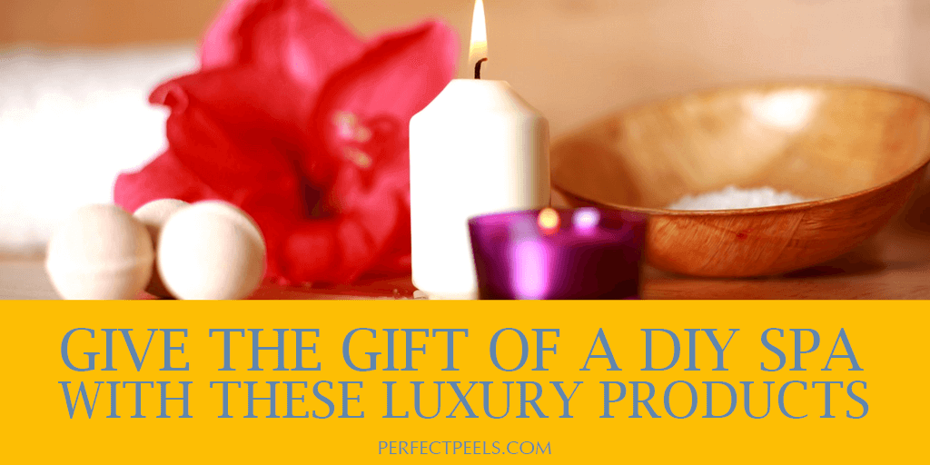 diy spa holiday gifts ideas