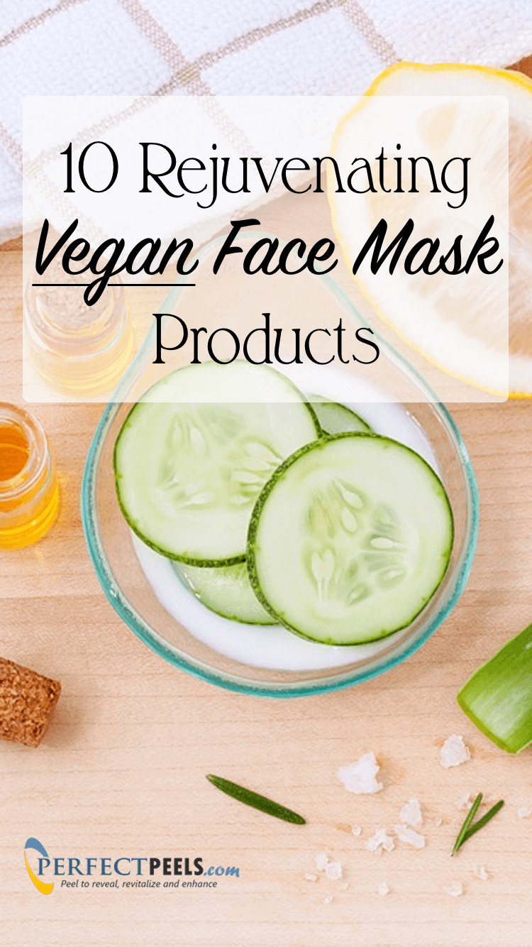 Women are loving these vegan face masks, supercharged with botanicals, fruit extracts, and specialty clay. Find out which is right for your skin type – dry, oily, combination, acne-prone, or mature.