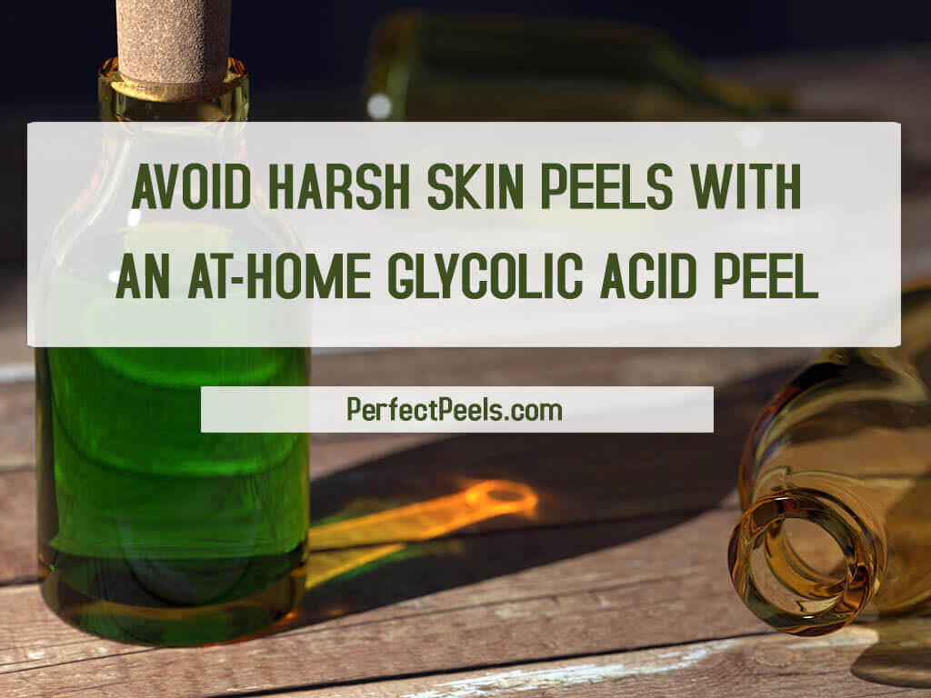 home glycolic acid peel