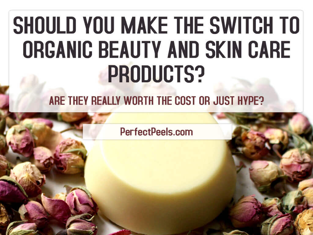organic beauty and skin care products