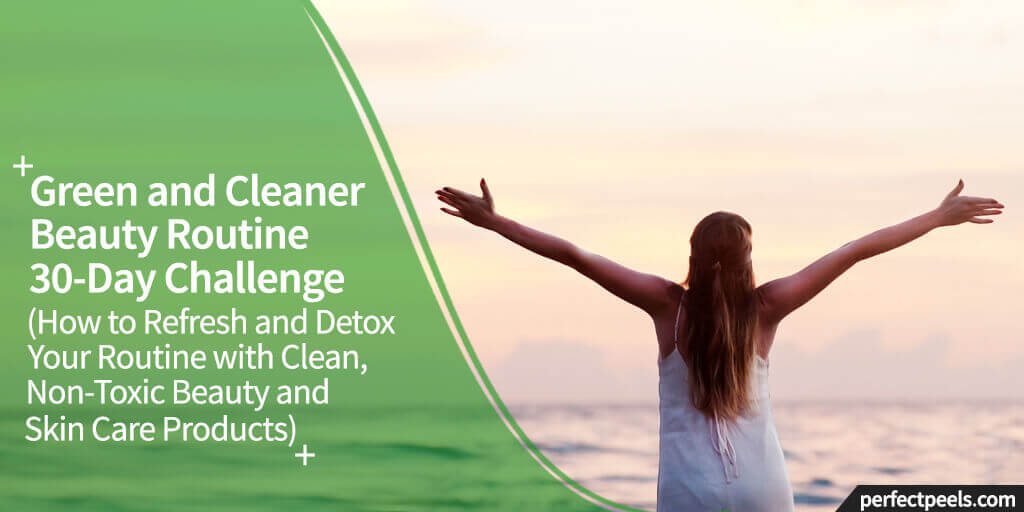 green clean beauty 30-day challenge