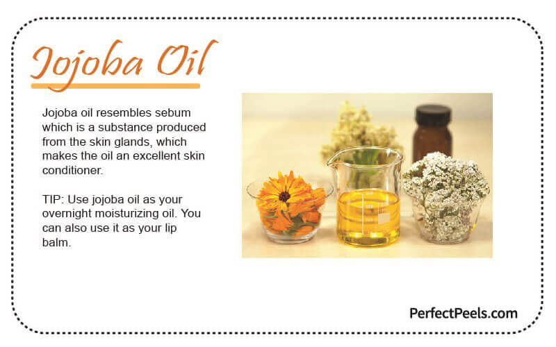 jojoba oil for natural skin care