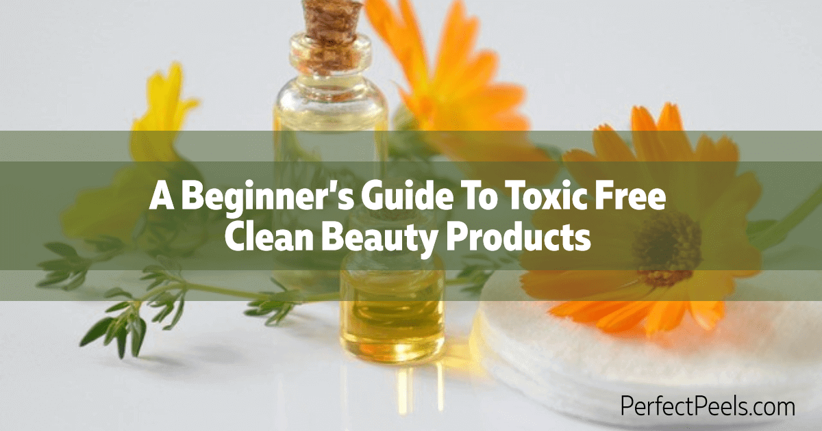 non-toxic clean beauty products