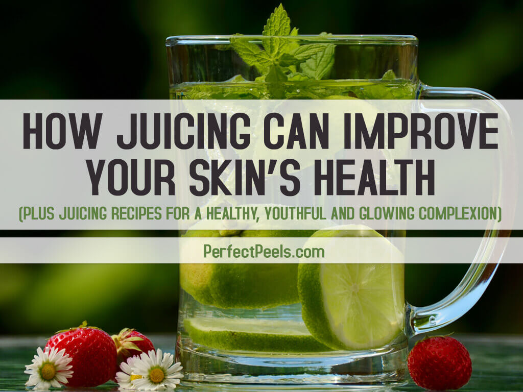 juicing for beautiful skin