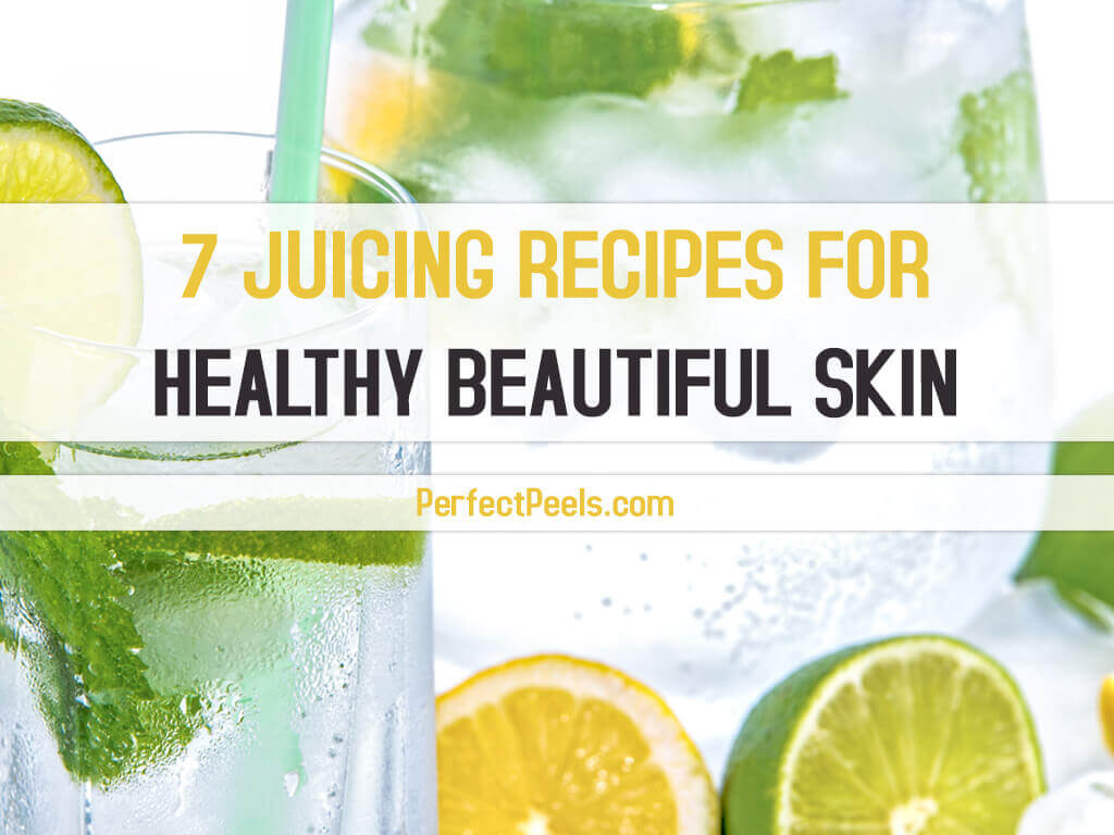 juicing for good skin recipes
