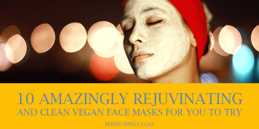 vegan face mask brands